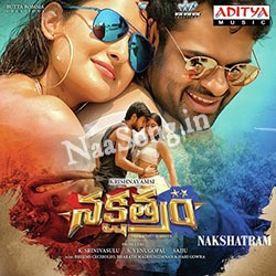 Nakshatram Audio Cover