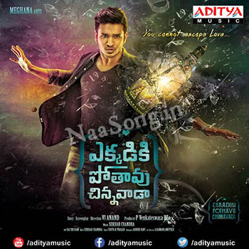 Ekkadiki Pothavu Chinnavada Audio Cover
