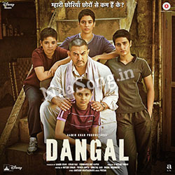 Dangal Audio Cover