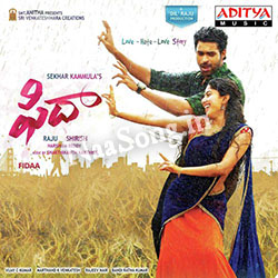 Fidaa Audio Cover