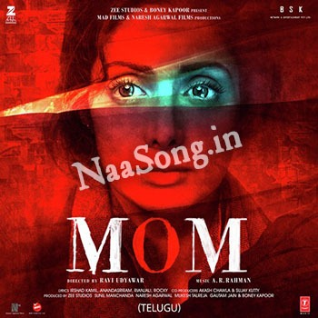 Mom Audio Cover