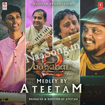 Baahubali 2 The Conclusion Medley By Ateetam Instrumental