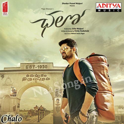 Chalo Audio Cover