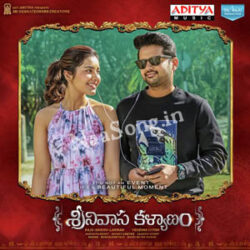 Srinivasa Kalyanam Original Motion Picture Soundtrakc