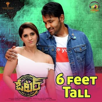 Voter - 6 Feet Tall Song Poster