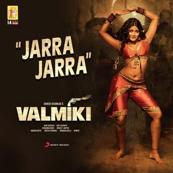 Valmiki Jarra Jarra Song Download